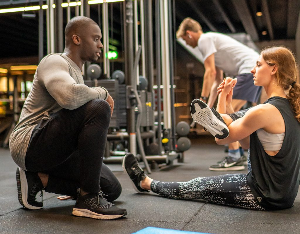 personal training Amsterdam REVFIT training PT